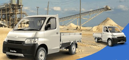 Daihatsu Pick Up Gran Max