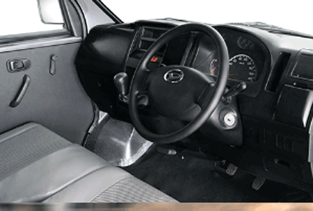 Interior Pick Up Gran Max